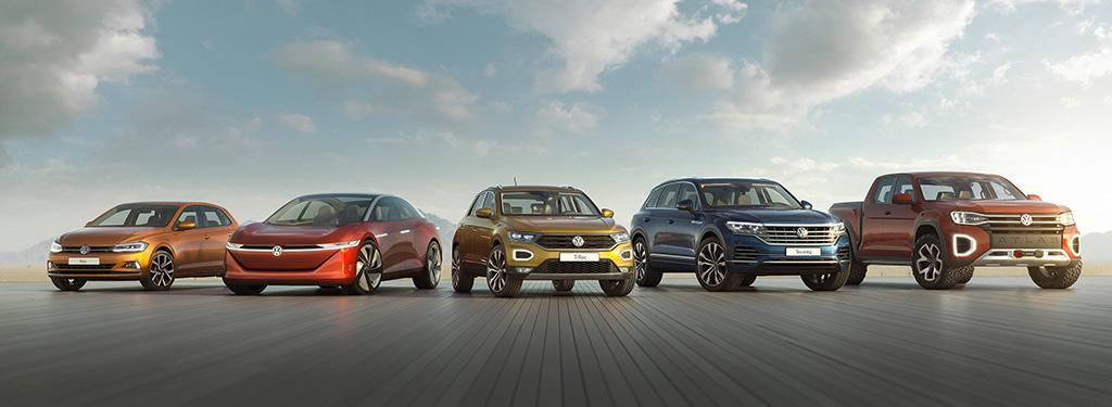Volkswagen 第三次榮獲 Plus X 獎項 獲選為「最創新品牌」