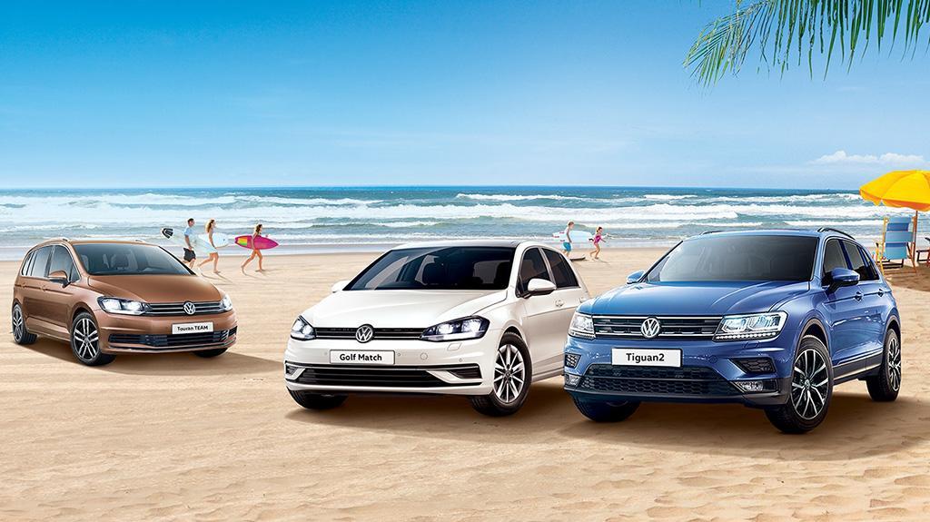 Volkswagen 夏日精選易手車車展  限定優惠高達 $110,000