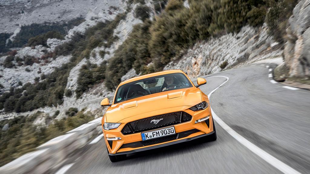 新款福特 Mustang 即將登陸香港