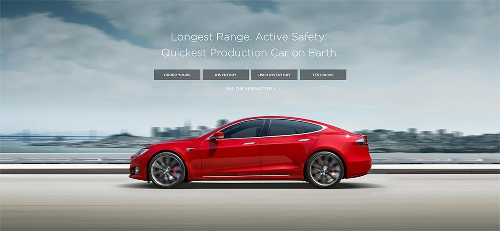 Tesla 將在本週日起中止 Model S  及 Model X 75 kWh 的電池配置選項