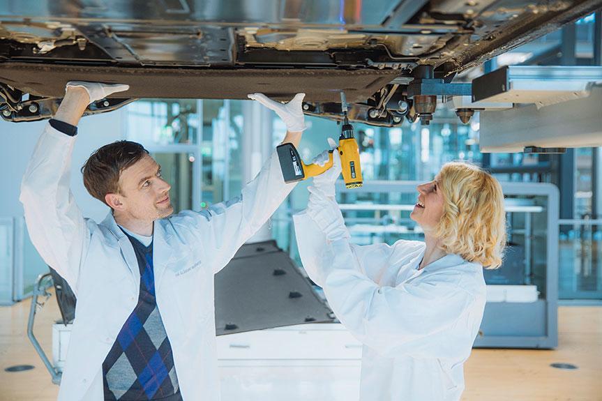 e-Golf 車主現可在德國 Dresden 透明工廠體驗組裝自己的汽車