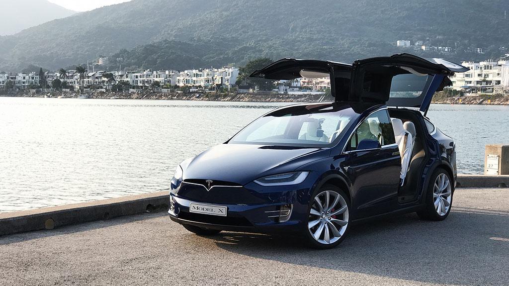 最新國際測試報告 Tesla Model X 100D 獲得最高 4 星半總評
