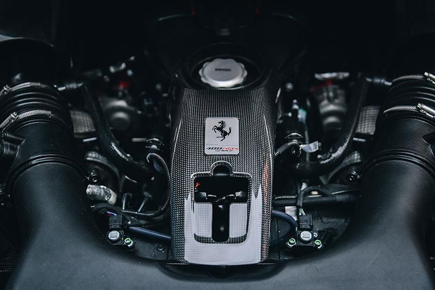 法拉利 488 Pista Spider:法拉利車廠第 50 款開頂式跑車