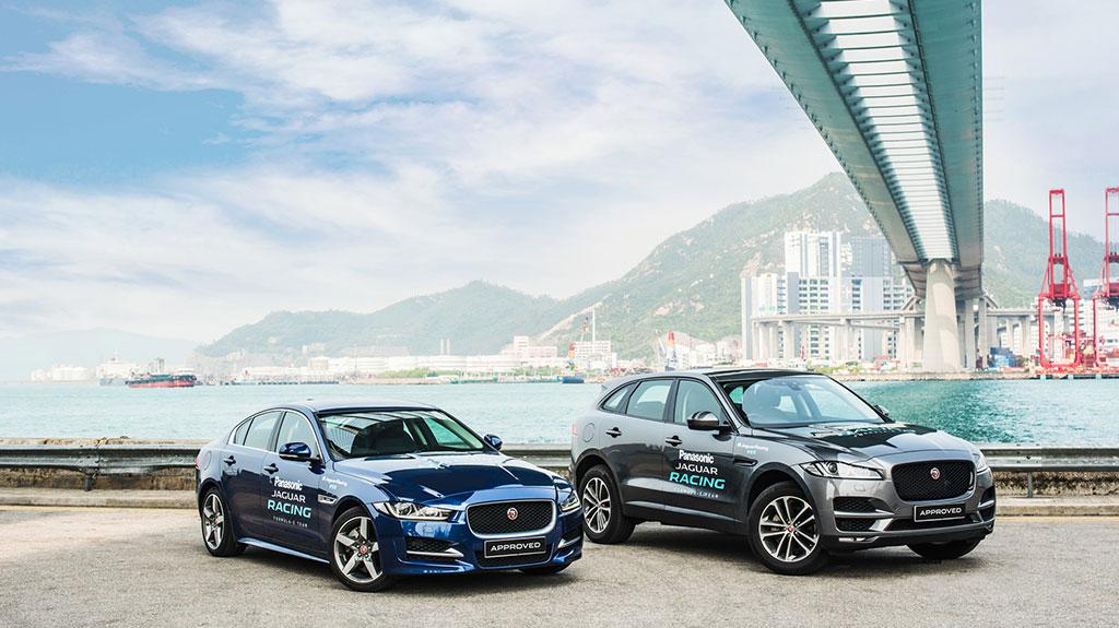 Jaguar Land Rover Approved 「活動車展」