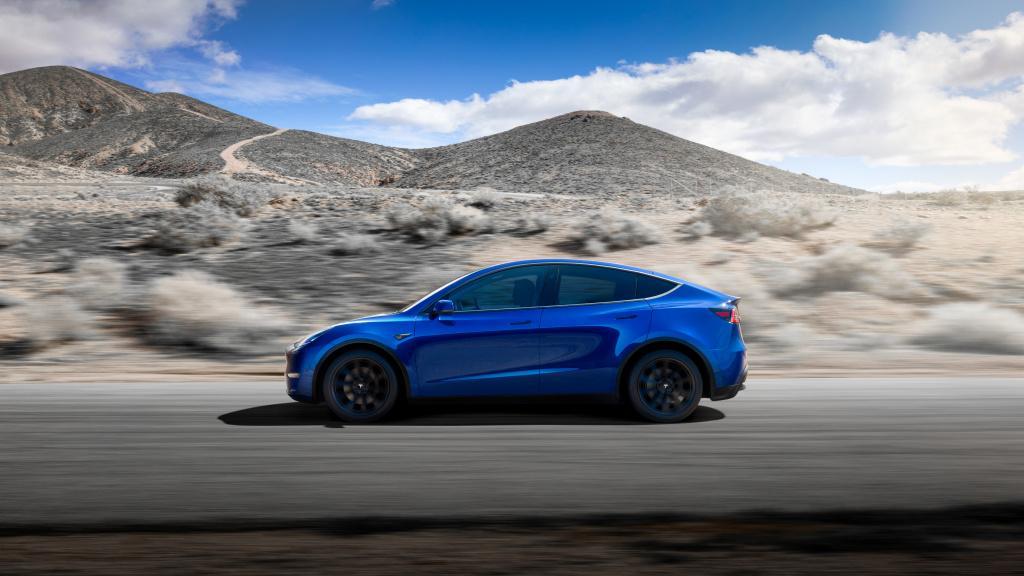 Tesla 正式發佈 Model Y