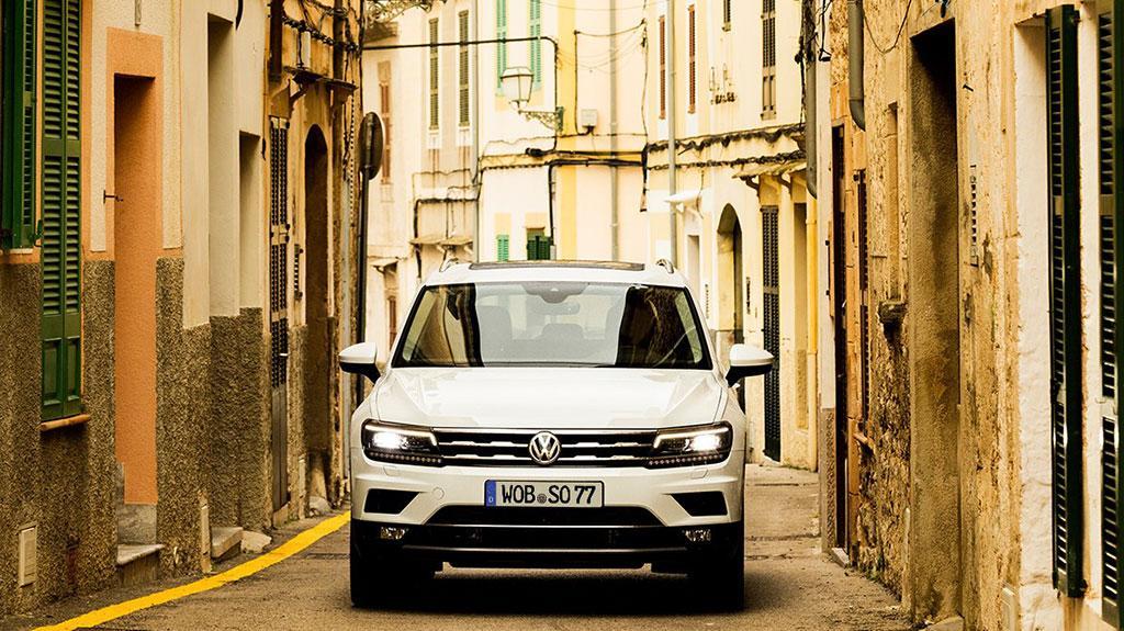 Volkswagen 繼續為您獻上精選 MPV 及 5+2 座 SUV 系列