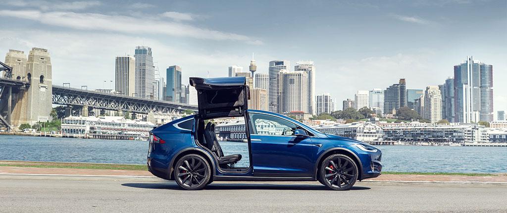 續航提升 走得更遠   -  Tesla 推出全新 Model  S 及 Model X