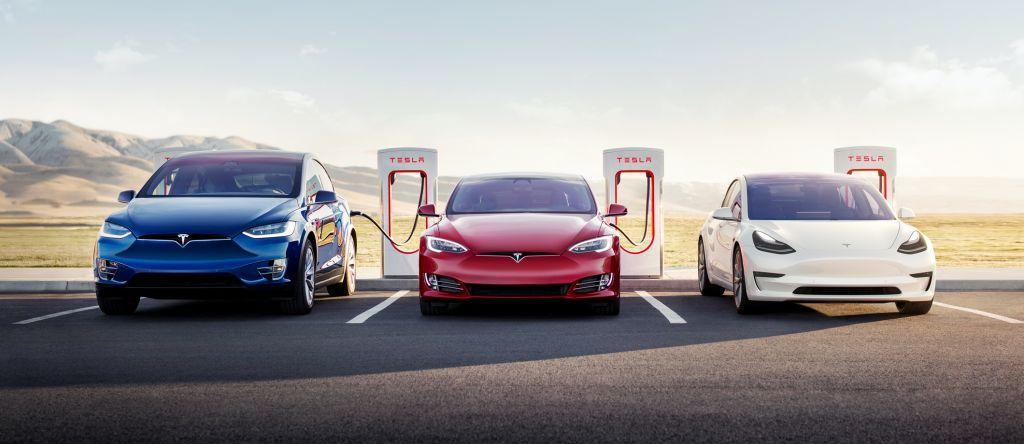 Tesla 最新 K11 Atelier Supercharger 超級充電站現已投入服務