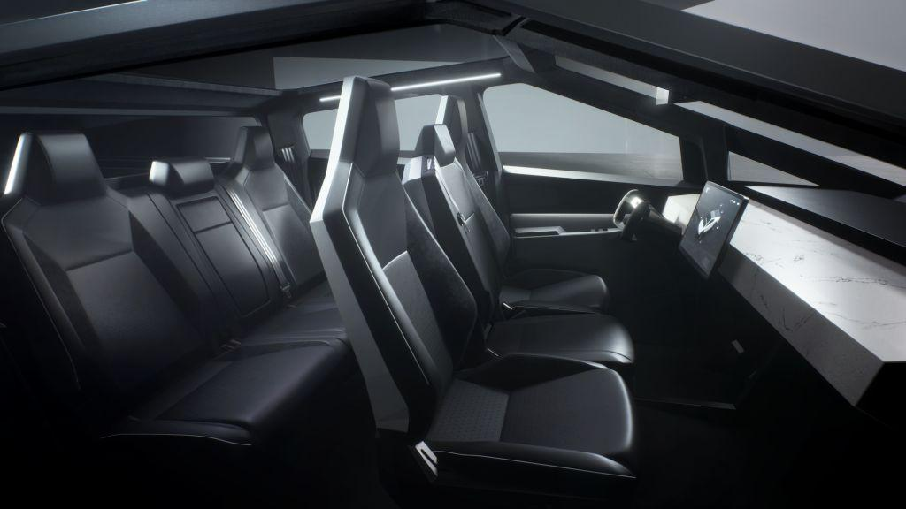 Tesla Cybertruck 發佈