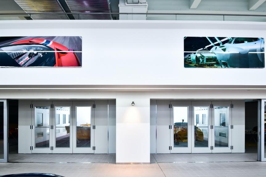 Blackbird Concessionaires 精心創立「鑑賞級」法拉利售後服務及經典跑車維修中心