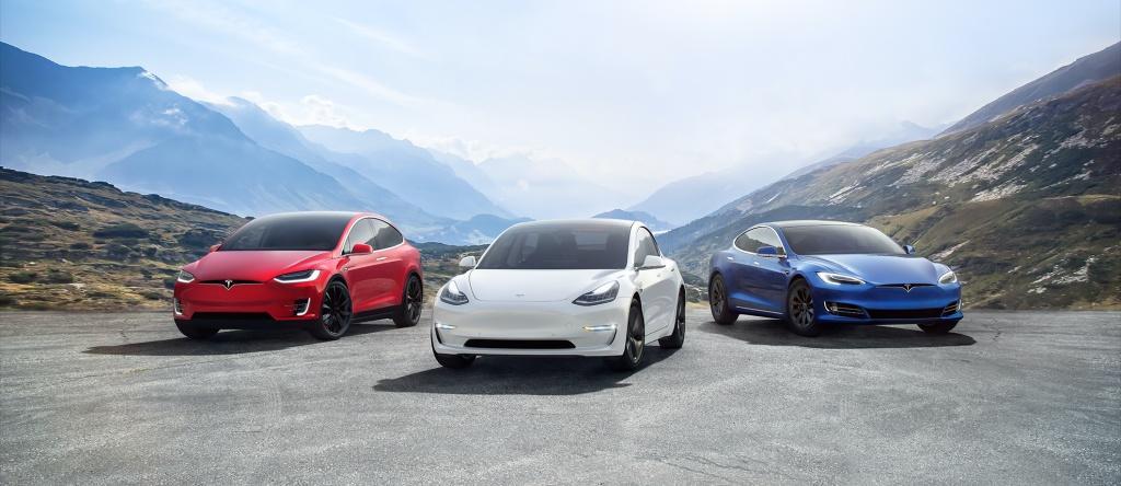 Tesla 推出最新現貨網上平台及全港門前試駕體驗