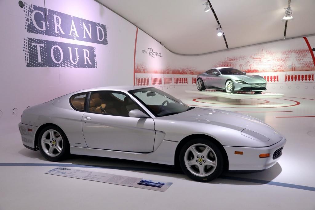 「躍馬優美激情偉大之旅」展覽登陸摩德納恩佐·法拉利博物館