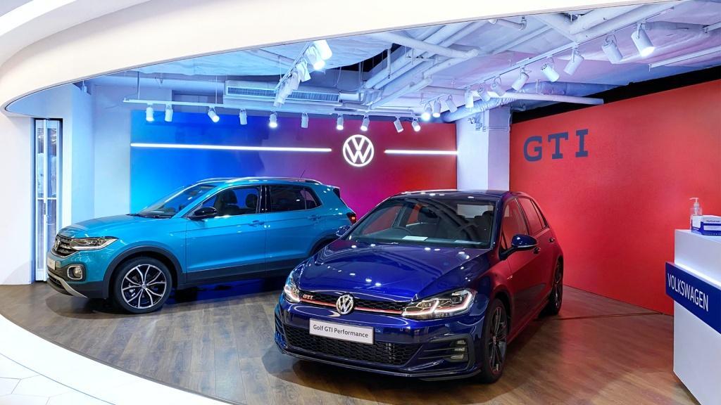 Volkswagen 九龍灣 POP-UP 體驗店全新登場