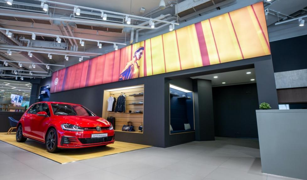 Volkswagen 旗艦陳列室 九龍灣革新登場