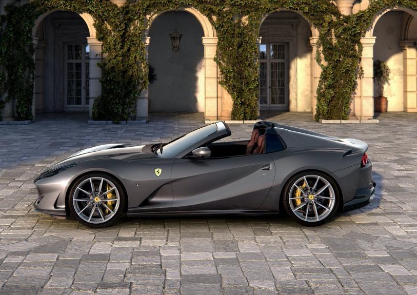 法拉利 812 GTS 與 SF90 Stradale 榮膺 BBC《TopGear》雜誌大獎