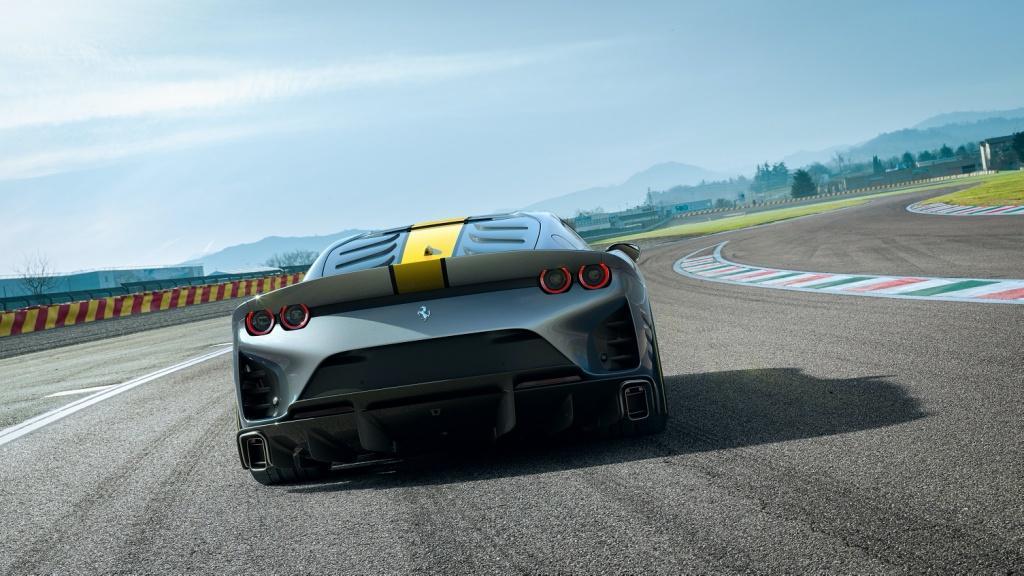 全新法拉利 V12 限量版車型蓄勢待發
