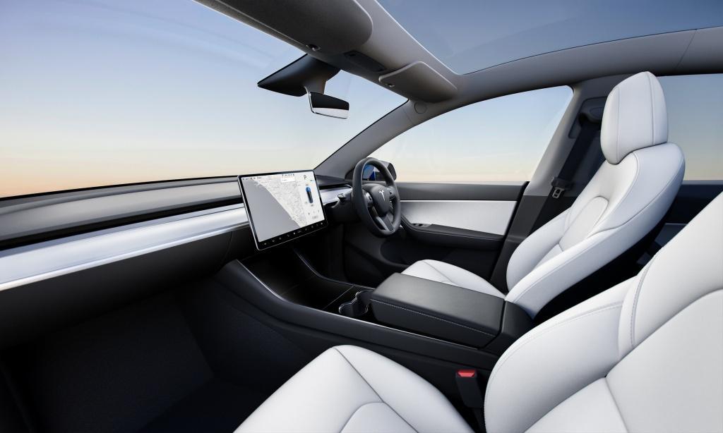 Tesla Model Y 正式在香港發售