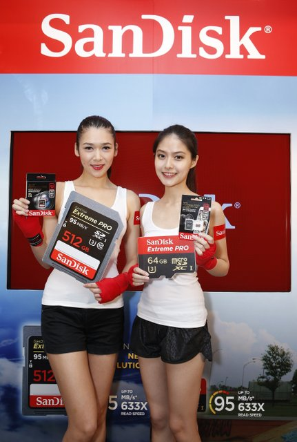 SanDisk 推出全球最高容量 SD 卡