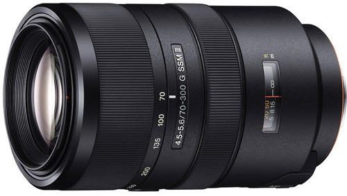 Sony 推出全球首支 35mm 全片幅鏡頭配備電子變焦功能