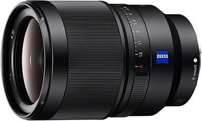 Sony α E-mount 鏡頭系列增添 3 支全片幅鏡頭