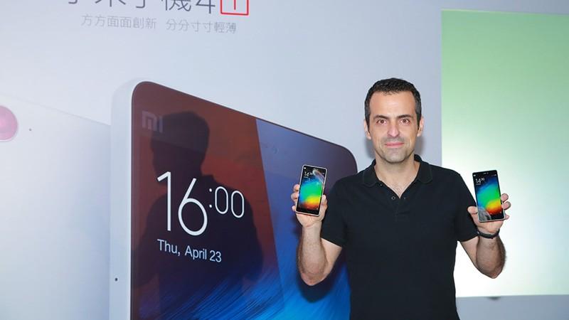 小米全新智能手機小米手機 4i 登陸香港