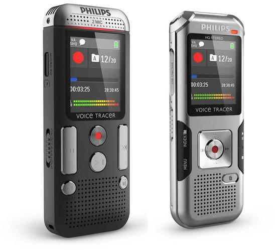 PHILIPS DVT 2500 及 DVT4000 您的錄音最佳拍檔