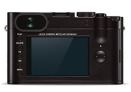 全新 LEICA Q (Typ116) - 美學傳承的先鋒