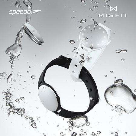 Misfit X Speedo 聯手推出游泳監測器 Speedo Shine