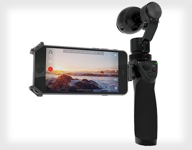 DJI 最新手持雲台相機 OSMO