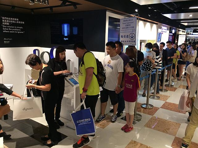 Dyson Supersonic™ 風筒香港發售 銷量突破日本全球首發