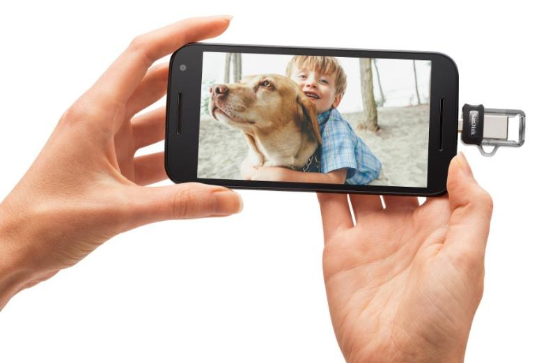Western Digital 推出全新 SanDisk Ultra® m3.0 雙用隨身碟