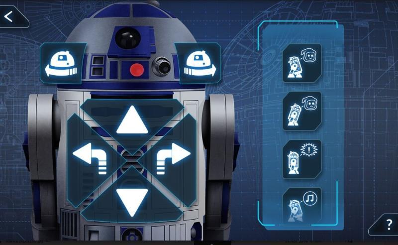Hasbro 全新推出 Smart R2-D2 遙控玩具