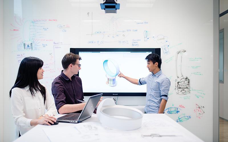 Dyson 宣佈未來科技投資項目 於新加坡開設全新科技中心
