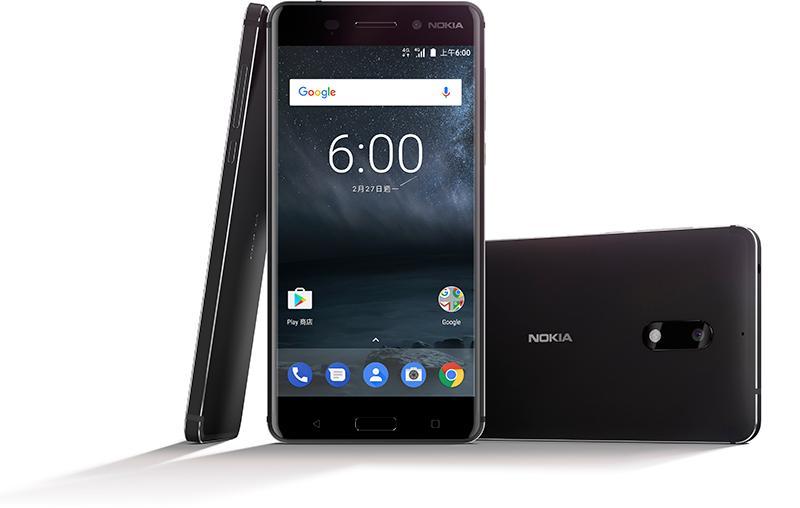 Nokia 6 於香港 3 月下旬正式公開發售
