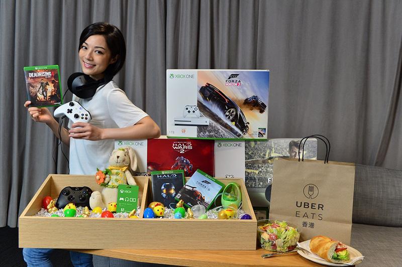Xbox One 盡興食玩復活節 免費獲得《Dead Rising 4》遊戲或 $300 購物優惠