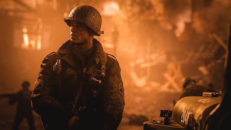《Call of Duty: WWII》正式公佈 下載版預訂開始