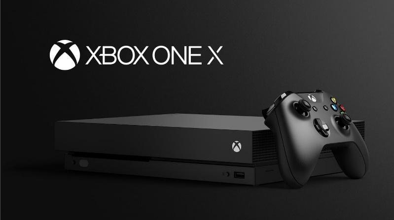 Microsoft 首度公開當今最強勁主機「Xbox One X」