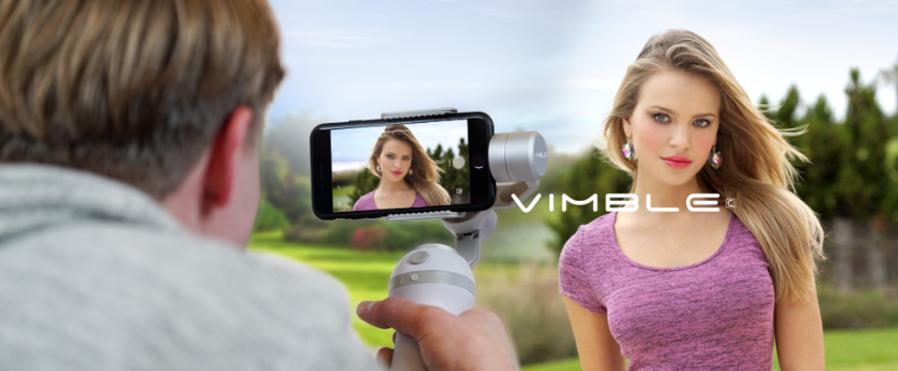 高性價比而又不失專業性能 FeiyuTech Vimble c 三軸手機穩定器