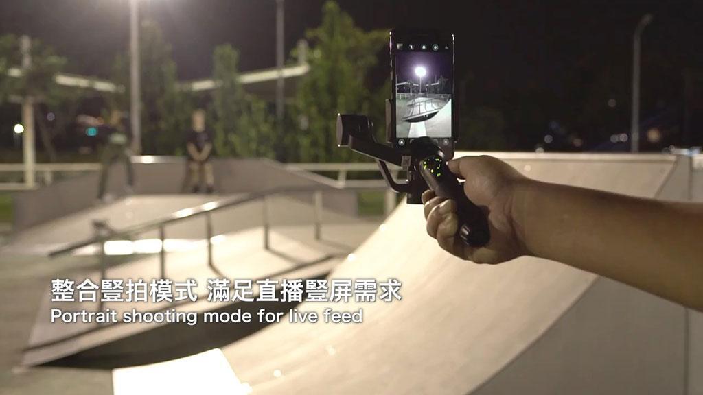 本地品牌手機拍攝穩定器 直播妙品 SwiftCam M4 / M4 Lite 隆重登場!