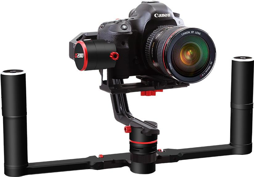 FeiyuTech Alpha 系列  專業級單反/無反相機穩定器