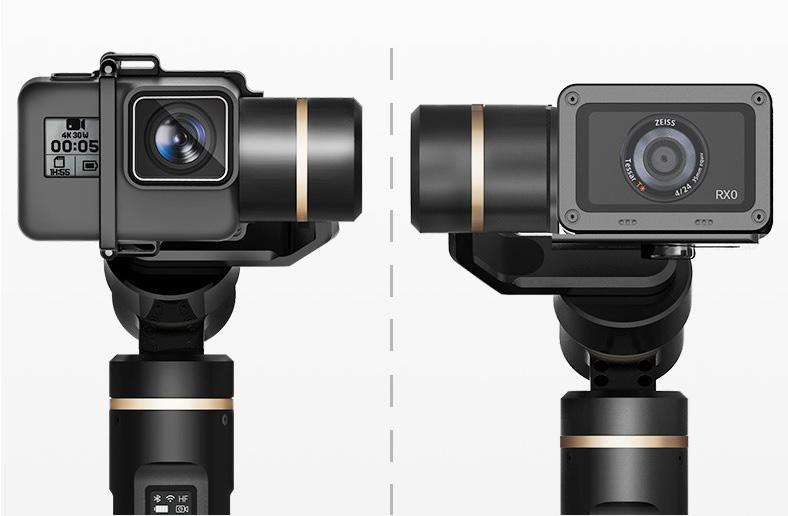 FeiyuTech G 系列全新穩定器 -- G6 完美視界, 由你掌控 !