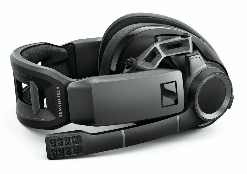 Sennheiser 隆重推出無線遊戲耳機 GSP 670