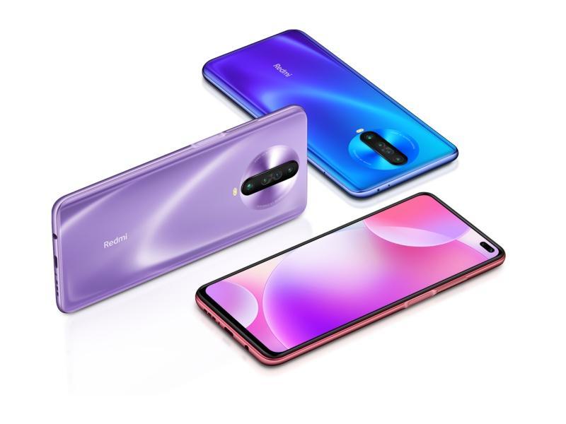 小米旗下品牌 Redmi 發布首款 5G 手機 Redmi K30