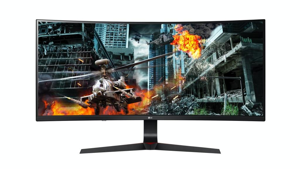 LG 推出全新 34 吋 21:9 IPS 超廣闊遊戲顯示屏 34GL750