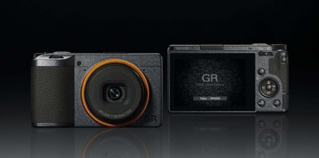 RICOH GR III 限量版 Street Edition 套裝 香港現正接受預訂