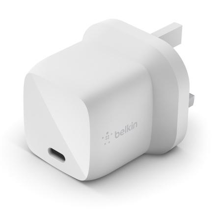 Belkin 推出 GaN 家用充電器