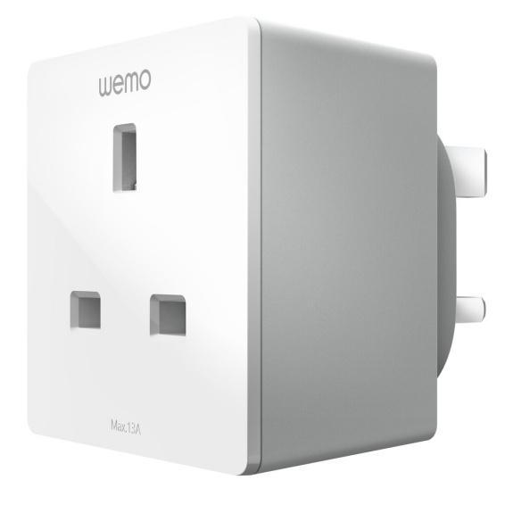 Wemo WiFi 智能插頭集中管理家居裝置