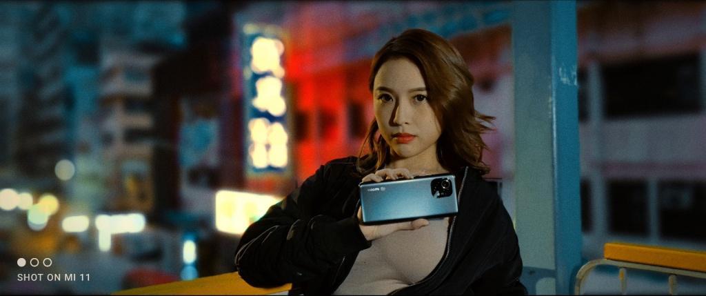 最新旗艦手機 Mi 11 正式登陸香港    讓用家體驗電影級拍攝,成為生活的導演