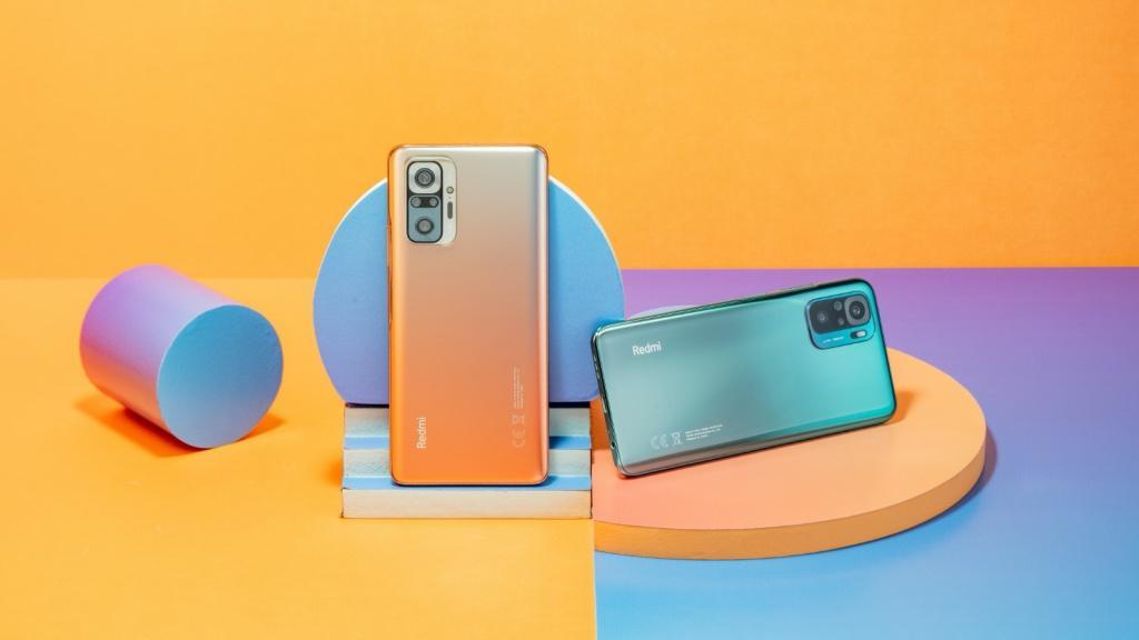 高性價比 Redmi Note 10 Pro 及 Redmi Note 10 正式抵港