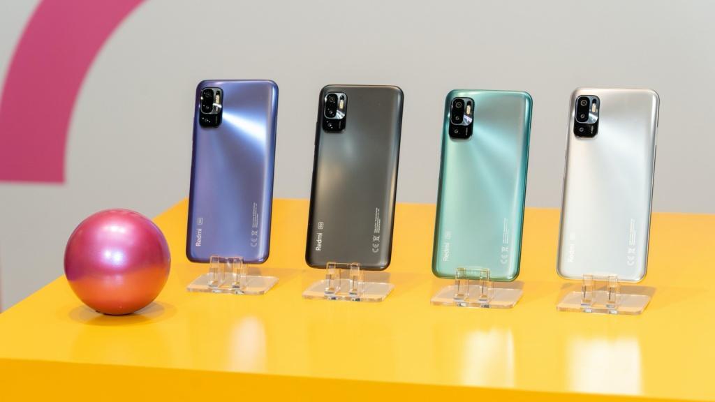 全新 Redmi Note 10S 及 Redmi Note 10 5G 隆重抵港